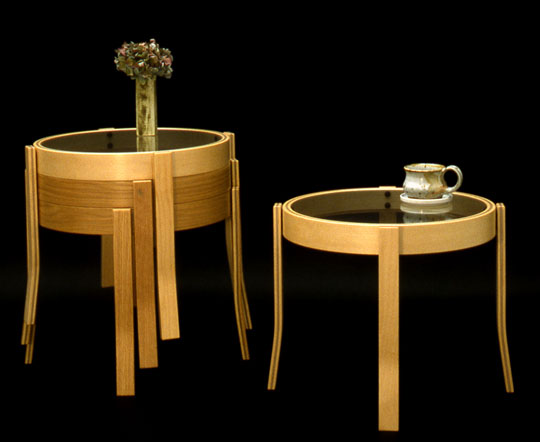 Quality Handcrafted Bentwood Furniture Curtis Erpelding